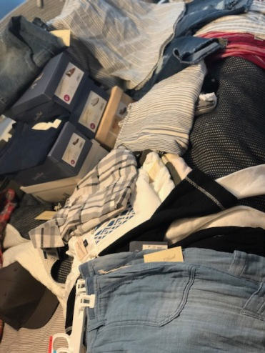So Many new clothes but yet not enough